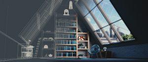Cinema4D – Modelado arquitectónico básico